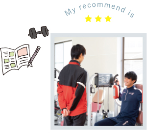 My recommend is