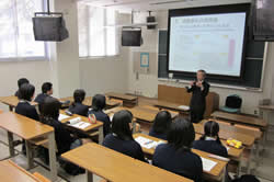 愛知県立 緑丘商業高等学校