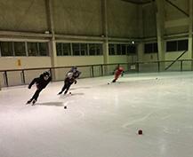 スケート部